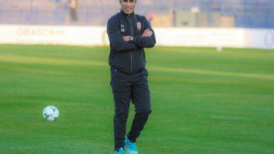 صورة سيد عبدالحفيظ يحذر لاعبيه بسبب كورونا
