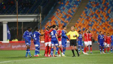 صورة سموحة يفوز على نادي مصر في الدوري العام