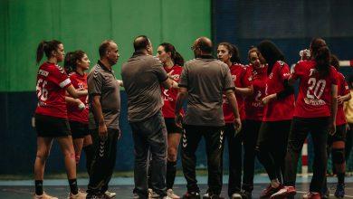 صورة «سيدات يد الأهلي» يواجه سبورتنج في الدوري اليوم
