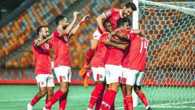 صورة ياسر إبراهيم يضيف الهدف الثالث في مرمى الوداد