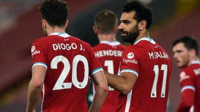 صورة صلاح يقود ليفربول امام أتالانتا في دوري الأبطال