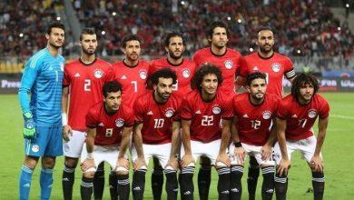 صورة مباراة مصر وتوجو فى تصفيات أمم أفريقيا بدون حكام var