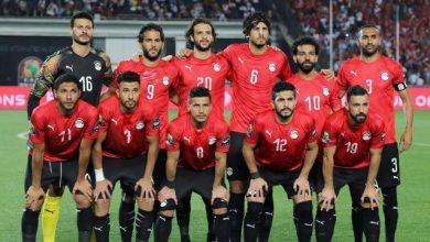 صورة اكتمال صفوف المنتخب الوطني والبهجة تسيطر على اللاعبين