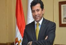 صورة قبل السفر لطوكيو.. أشرف صبحي: هدف البعثة المصرية حصد 23 ميدالية أولمبية
