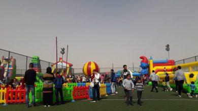 صورة فقرات متنوعة في اليوم الترفيهي بفرع الشيخ زايد