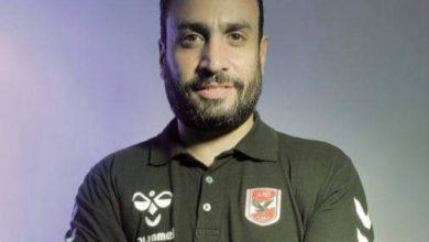 صورة عمرو رضا: حققنا إنجازات مميزة هذا الموسم.. ومجلس الإدارة يوفر كل سبل الدعم