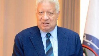 صورة لاعبو الزمالك يدعمون مرتضى منصور ضد الأوليمبية
