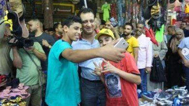 صورة مفاجأة.. خسارة أحمد مرتضى من الجولة الأولى في انتخابات النواب..  والجماهير تعلن دعمه ومساندته