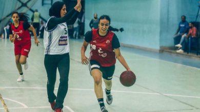 صورة «سيدات سلة الأهلي» يفوز على مدينة نصر في دوري المرتبط