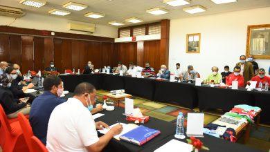 صورة تفاصيل الاجتماع الفني لمباراة الأهلي والوداد