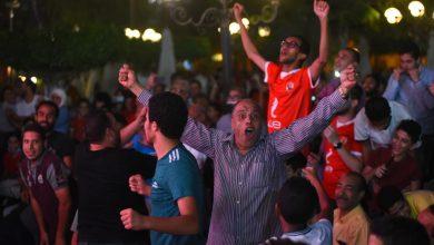 صورة شاهد.. احتفالات الأعضاء بفوز الأهلي على الوداد