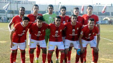 صورة شباب الأهلي ينفرد بصدارة المجموعة الأولى في دوري الجمهورية