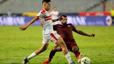 صورة ميدو: مستاء من عدم ضغط لاعبي الزمالك على الحكم في لقطة إمام عاشور