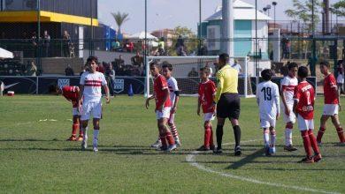 صورة فرق براعم الأهلي تفوز على الزمالك في 3 مباريات ببطولة «ZED FC» الودية