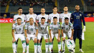 صورة الجزائر يتأهل إلى كأس الأمم الإفريقية بعد تعادله 2-2 مع زيمبابوي