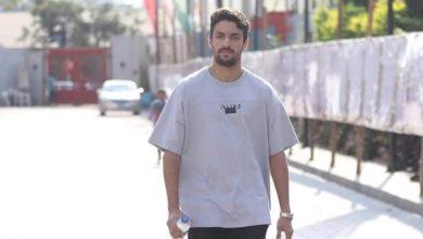 صورة طاهر يصل الأهلي (صورة)