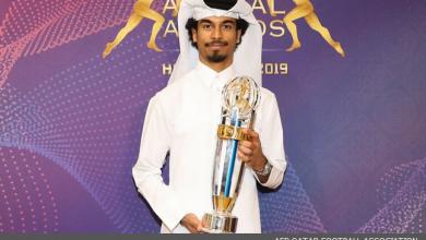 """صورة إلغاء حفل جائزة """"أفضل لاعب في قارة آسيا"""" بسبب كوورنا"""