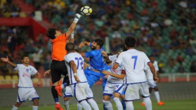 صورة بالفيديو … عقوبة قاسية ضد لاعب عراقي بسبب تصرف غير أخلاقي