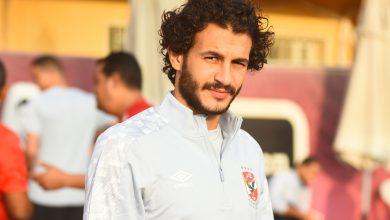صورة «5» من لاعبي الأهلي مع منتخب الشباب في تونس