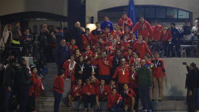 صورة شباب الأهلي يفوز ببطولة الجمهورية لكرة الماء