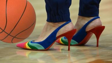 صورة بالفيديو … تعرف علي أول امرأة تقود فريقا في دوري كرة السلة