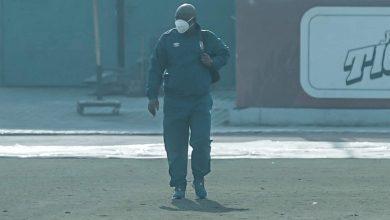 صورة موسيماني يتفقد ملعب مباراة الأهلي وبايرن