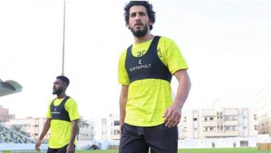 صورة أحمد حجازي يتعافي من الإصابة ويشارك في مران اتحاد جدة