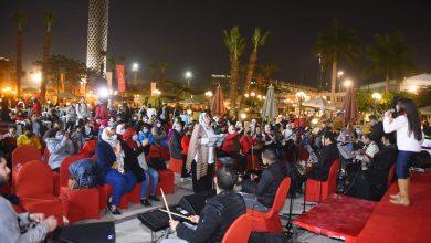 صورة إشادة كبيرة بالحفل الغنائي لـ«كورال المكتبات» بالأهلي