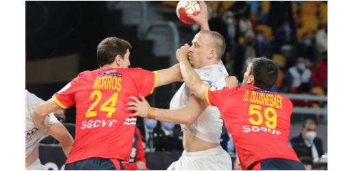الدنمارك تفوز على إسبانيا وتصعد لـ نهائي بطولة العالم لليد