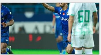 صورة موعد مباراة الأهلى ضد الهلال فى الدوري السعودي