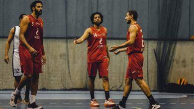 صورة المرة الأولى في تاريخه .. الأهلي يتوج بـ البطولة العربية لكرة السلة