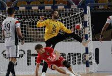 صورة مصر تفوز على روسيا فى مونديال اليد