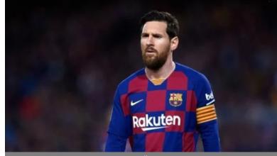 صورة ميسي يتصدر تويتر بعد قيادة برشلونة للفوز على غرناطة فى الدوري الإسباني