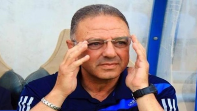 صورة طلعت يوسف مديرا فنيا لفريق أهلي طرابلس الليبي