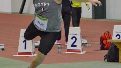 صورة لاعب الأهلي يحتل المركز التاسع بين أفضل 100 لاعب في تصنيف الاتحاد الدولي لألعاب القوى