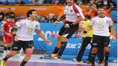 صورة بالفيديو .. أشرف صبحي يكشف عن مفاجأة لجماهير كرة اليد