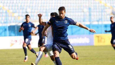 صورة بيراميدز يفوز على المقاولون بثلاثية في الدوري