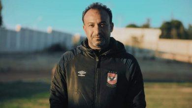 صورة أسامه زكي: قدمنا مباراة جيدة أمام الإسماعيلي.. وغياب التوفيق وراء التعادل