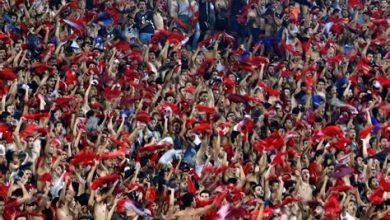 صورة جمهور الأهلي يطالب اللاعبين بـ برونزية كأس العالم للأندية