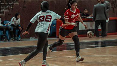 صورة أمينة عاطف: التتويج بكأس مصر مجرد بداية نحو حصد المزيد من البطولات