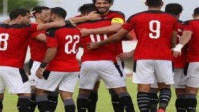 صورة قناة مفتوحة تنقل مباراة مصر وجزر القمر