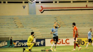 صورة إيقاف حكم مباراة الأهلي والمحلة