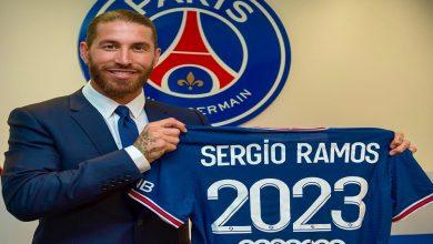 صورة «راموس» معلقًا على انتقاله لباريس سان جيرمان: «أفضل ناد لمواصلة الفوز»