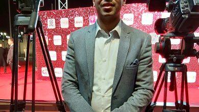 صورة أبرزهم تواجده في حفل الأفضل CAF Awards ١٢ معلومة عن الناقد الرياضي مصطفى عبده